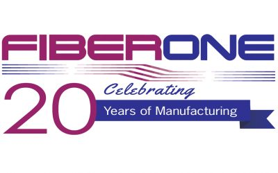 FIBERONE Celebrates 20 Years of Manufacturing Fiber Optic Products Made in the U.S.A.